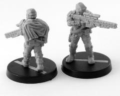 Commando Sniper Team