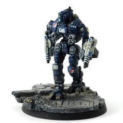 C-48 Warden Autonamous Mech