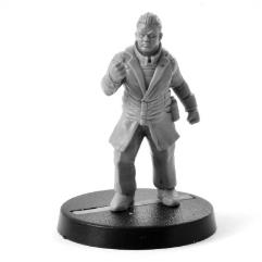 Character Pack - Raul Tennyson, Senator Jakys Thorne & Lucretia Chang