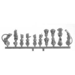 Exo-Lord Multi-Pose Bionic Arms