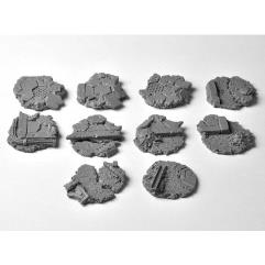 25mm Base Toppers - Hyper-City Industrial