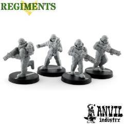 Callisto Iron Corps