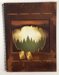 Above and Below - Underforest and Desert Labyrinth Encounter Book