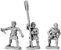Athenian Rowers
