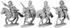 Mounted Spartan Generals