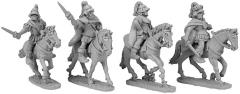 Mounted Theban Generals