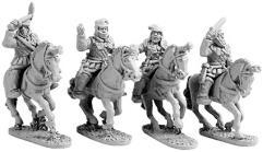 Persian Cavalry in Linen Armor