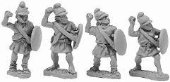 Macedonian Pezetairo w/Javelins