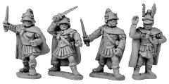 Macedonian Generals & Companions
