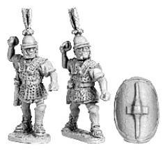 Roman Principes w/Spear
