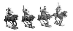 Unarmored Spanish Cavalry