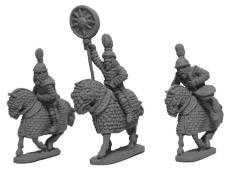Cataphract Command 1st Century - Horses