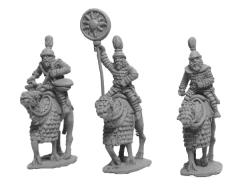 Cataphract Command 1st Century - Camels
