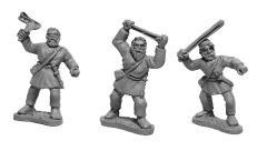 Armenian Hillmen w/Slings
