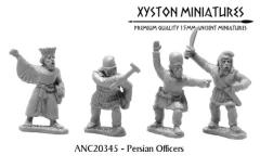 Persian Officers