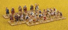 Thracian Army 700 BC - 46 AD