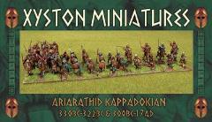 Ariarathid Kappadokian Army 330 BC 322 BC & 300BC - 17 AD