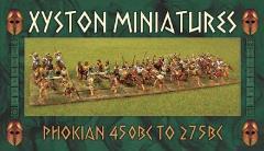 Phokian Army 450 BC - 275 BC