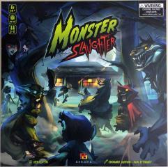 Monster Slaughter w/Painted Miniatures (Kickstarter Edition)