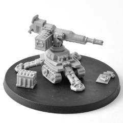 Support Weapon - Grenade Launcher
