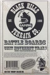 Battle Boards Unit Movement Trays (Brown)