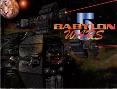 Babylon 5 Wars (1st Edition) - Rulebook Only