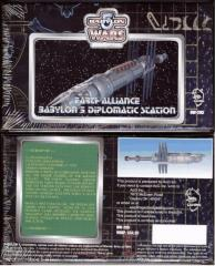 Earth Alliance Diplomatic Station