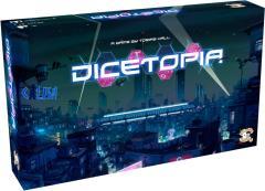 Dicetopia + Promo Faction Card