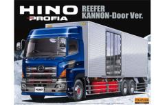 Hino Profia Reefer Kannon w/Side Door