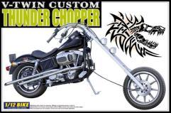 V-Twin Custom Thunder Chopper