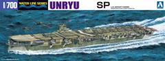 """IJN Aircraft Carrier """"Unryu"""" w/Clear Deck - Special Edition"""