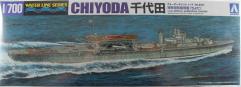 "IJN Seaplane Carrier ""Chiyoda"" 1942"