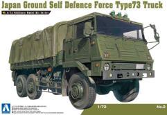Japan Ground Self Defense Force Type73 Truck
