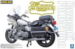 Kawasaki Police 1000 Cowling Type Motorcycle - CHP, San Francisco Division