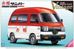 Akabou - Subaru Sambar Mini Pickup Truck