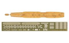 Photo-Etched Parts for IJN Subarine I-367