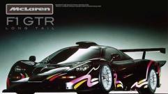 McLaren F1 GTR 1997 w/Long Tail