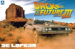 Back to the Future Part III DeLorean (Railroad Edition)