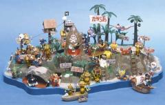 Robo-Datch Treasure Island