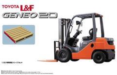 Toyota L&F Geneo Fort Life & Pallet Set
