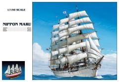 Nippon Maru Sailing Ship