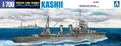 "IJN Light Cruiser ""Kashi"""