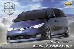 2007 Toyota Estima (Previa/Sienna) MPV Sport Version