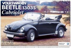 Cabriolet 1975 - Volkswagen Beetle 1303S