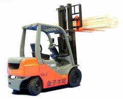 Toyota L&F Geneo 25 (Counter Lift) & Lumber Set