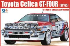 1991 Monte Carlo Rally Winner - Toyota Celica GT-Four (ST-165)
