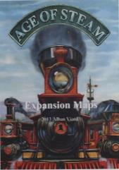 Age of Steam Expansion - 2013 Expansion Set