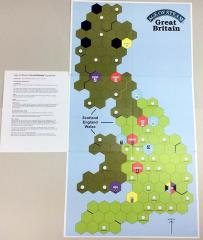 Age of Steam - Great Britain Expansion