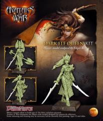 Dark Elf Queen Kit