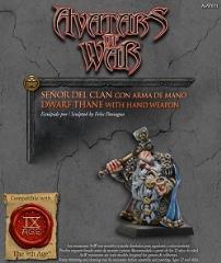 Dwarf Iron Champion